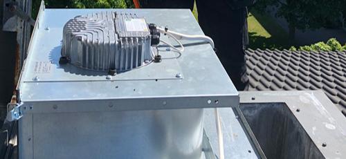 Ventilationsservice