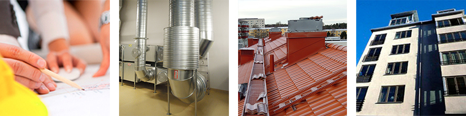 Byggservice inom ventilation